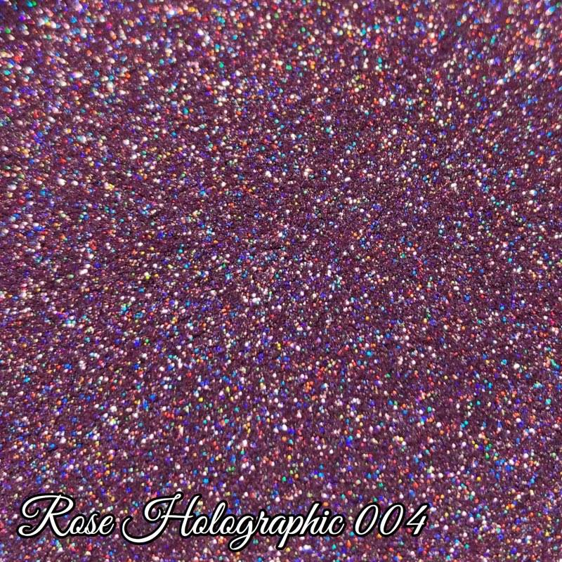 Rose Holographic 004 - 10ml Pot *Super Holographic*