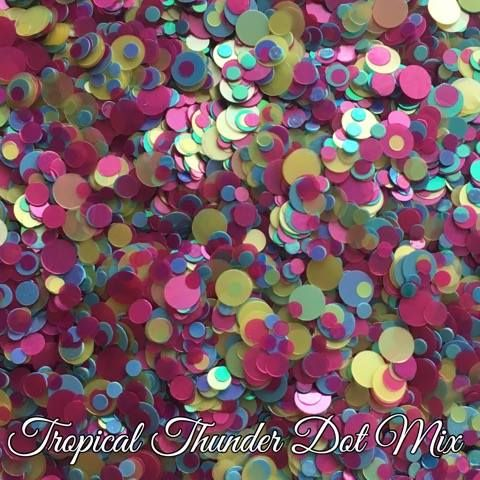 Tropical Thunder Dot Mix - 5ml pot